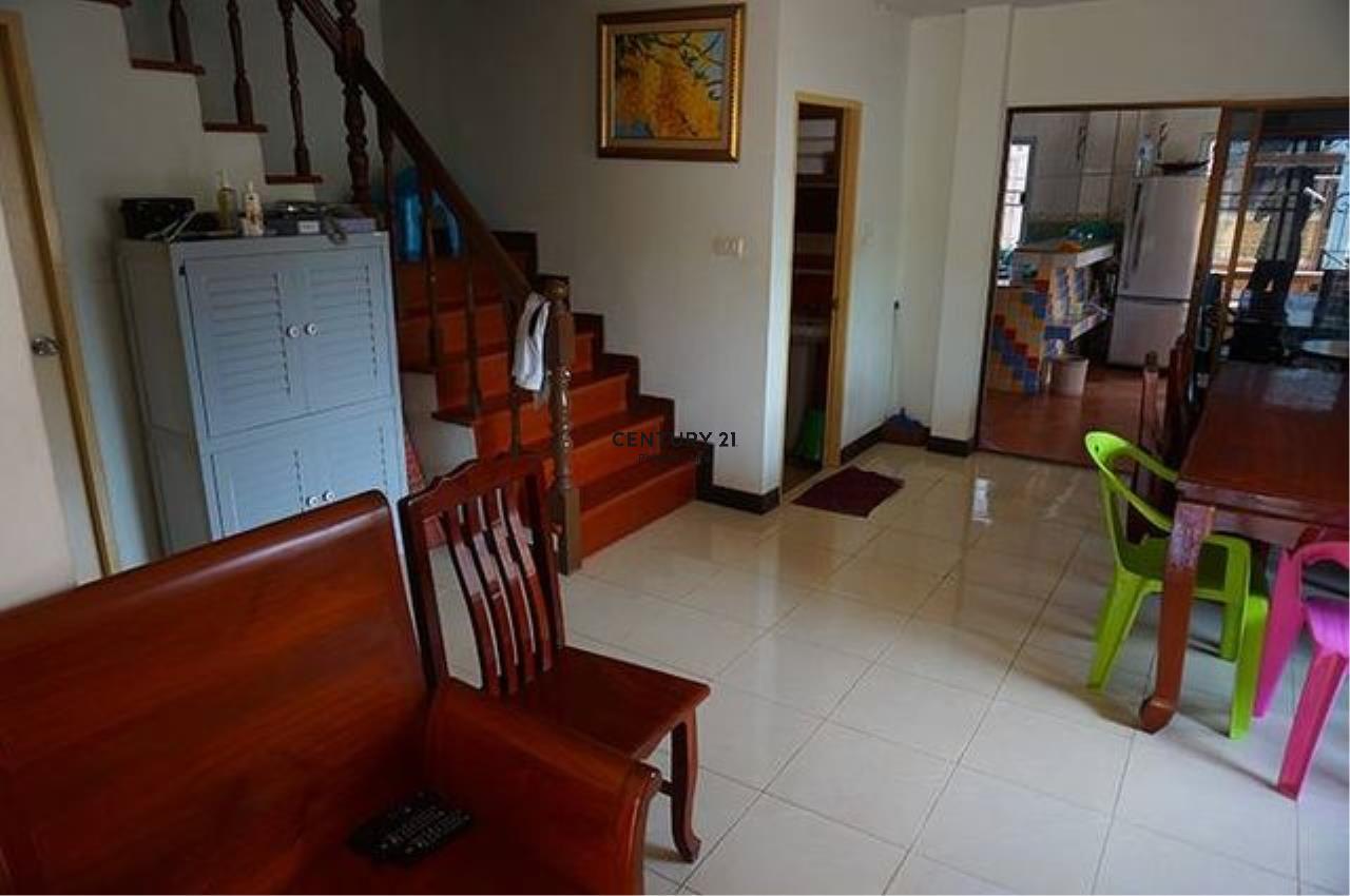 Century21 Property Link Agency's 38-TH-61045 Townhouse 2 Storeys @Phetkasem Soi 106 near Southeast Asia University  5
