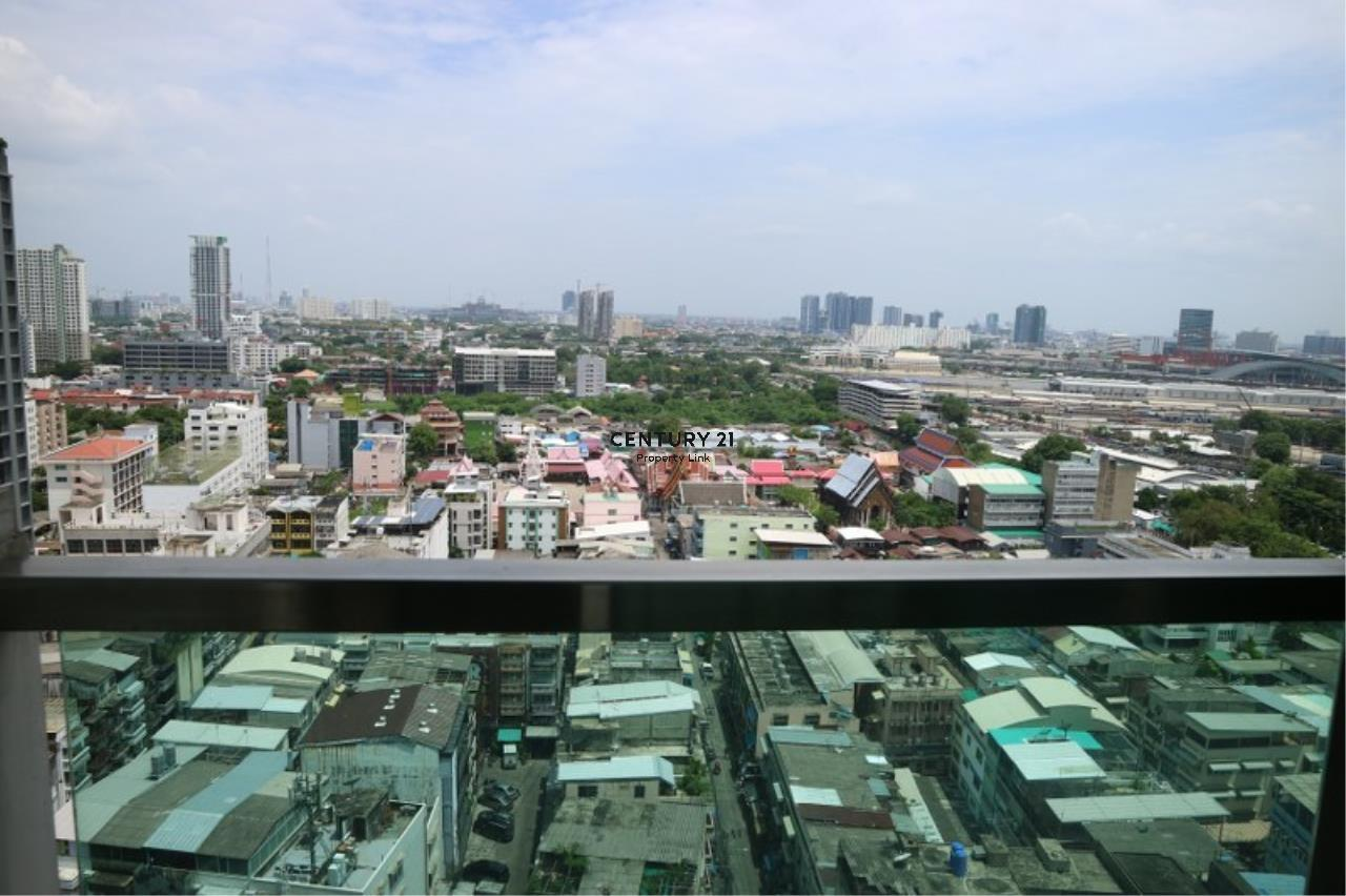 Century21 Property Link Agency's 39-CC-61179 Ideo Mix Phaholyothin Near BTS Saphan Kwai Phaholyothin Road.Room For Sale 1 Bedroom Sale price 5 MB.  12