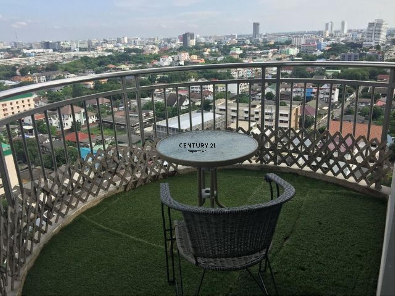 Century21 Property Link Agency's 39-CC-61272 Supalai Park Ratchayothin Room For Sale 2 Bedroom Chatuchak Nearby Phahon Yothin MRT Selling price 5 MB.   8