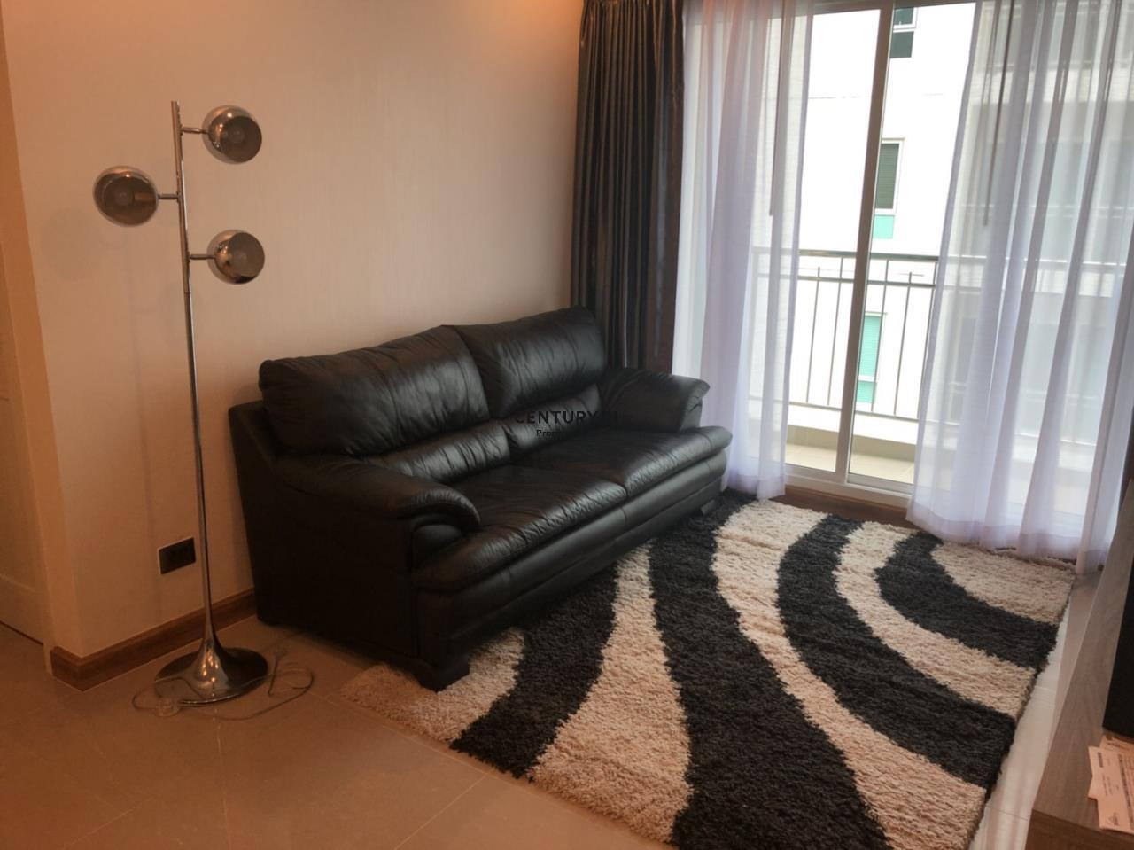 Century21 Property Link Agency's 39-CC-61279 Supalai Wellington2 Room For Rent 2 Bedroom Huai Khwang  Near MRT Thailand Cultural Centre  Rental price 30,000THB/ m. 2