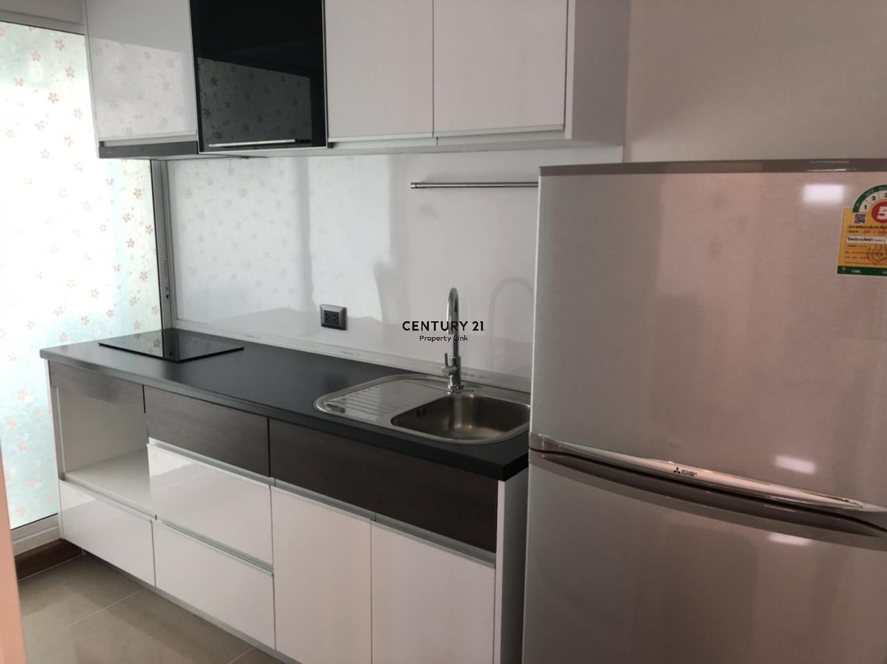 Century21 Property Link Agency's 39-CC-61279 Supalai Wellington2 Room For Rent 2 Bedroom Huai Khwang  Near MRT Thailand Cultural Centre  Rental price 30,000THB/ m. 6
