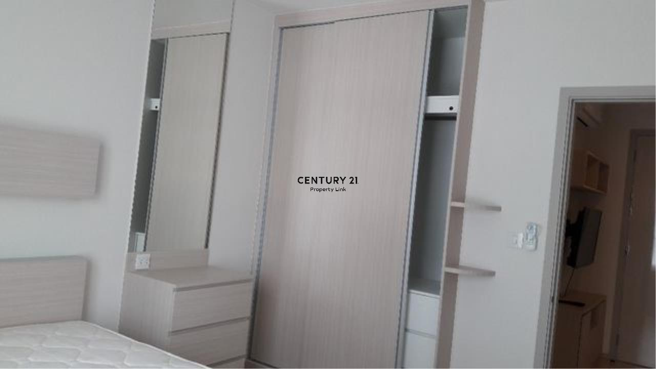 Century21 Property Link Agency's 39-CC-61353 Life Sukhumvit 48 Room For Rent Near BTS Phra Khanong Sukhumvit Road 1 Bedroom 18,000 THB./ month 3
