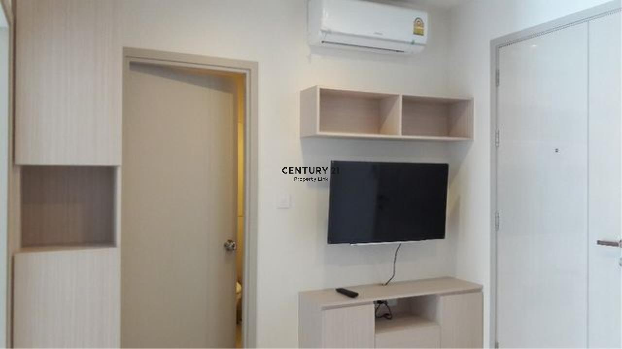 Century21 Property Link Agency's 39-CC-61353 Life Sukhumvit 48 Room For Rent Near BTS Phra Khanong Sukhumvit Road 1 Bedroom 18,000 THB./ month 2