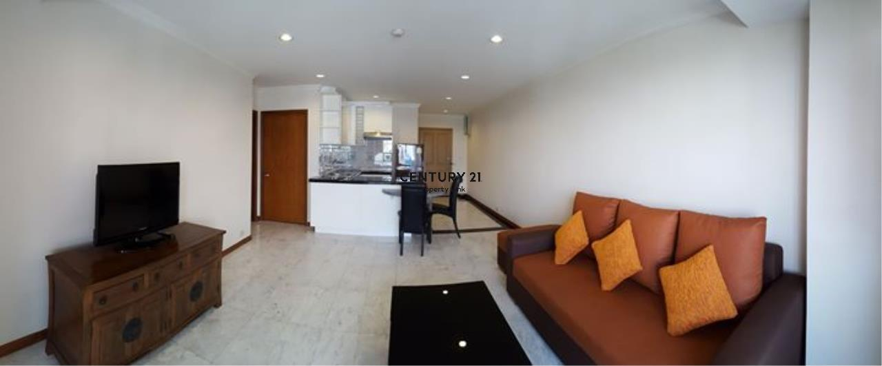 Century21 Property Link Agency's 39-CC-61387 Baan Sukhumvit Room For Rent Near BTS Thong lo Sukhumvit Road 2 Bedroom 27,000 THB./ month 3