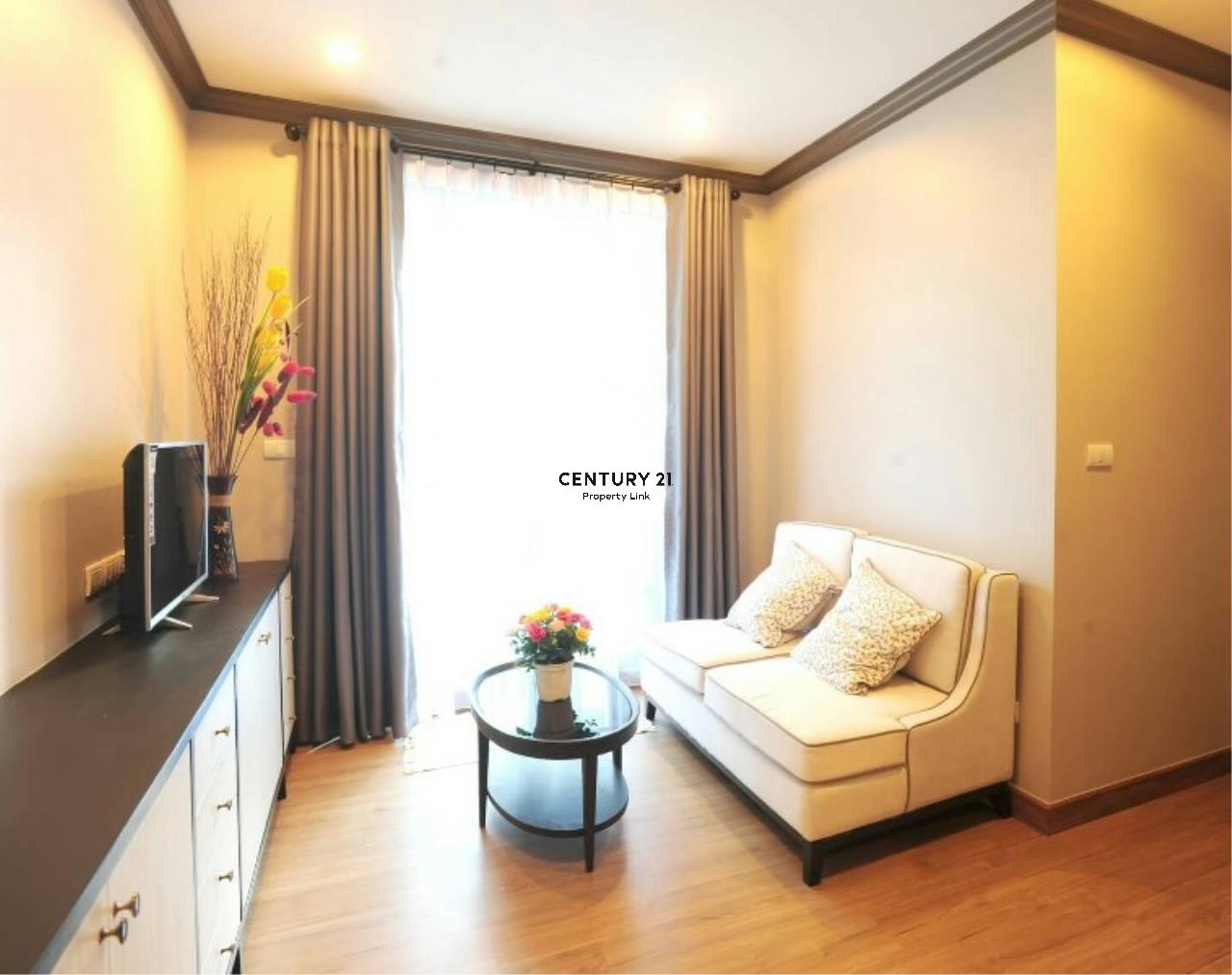 Century21 Property Link Agency's 39-CC-61414 The Reserve - Kasemsan 3 Room For Rent Near BTS National Stadium Pathum Wan 1 Bedroom 25,000 THB./ month 1