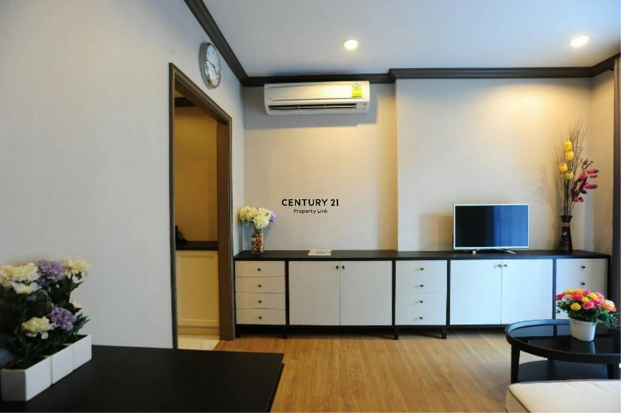 Century21 Property Link Agency's 39-CC-61414 The Reserve - Kasemsan 3 Room For Rent Near BTS National Stadium Pathum Wan 1 Bedroom 25,000 THB./ month 3