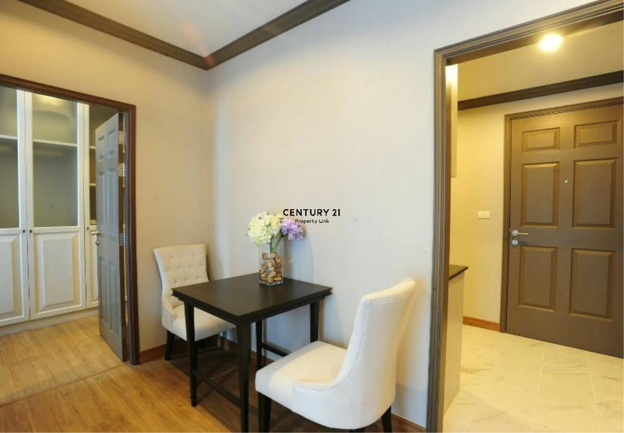 Century21 Property Link Agency's 39-CC-61414 The Reserve - Kasemsan 3 Room For Rent Near BTS National Stadium Pathum Wan 1 Bedroom 25,000 THB./ month 5