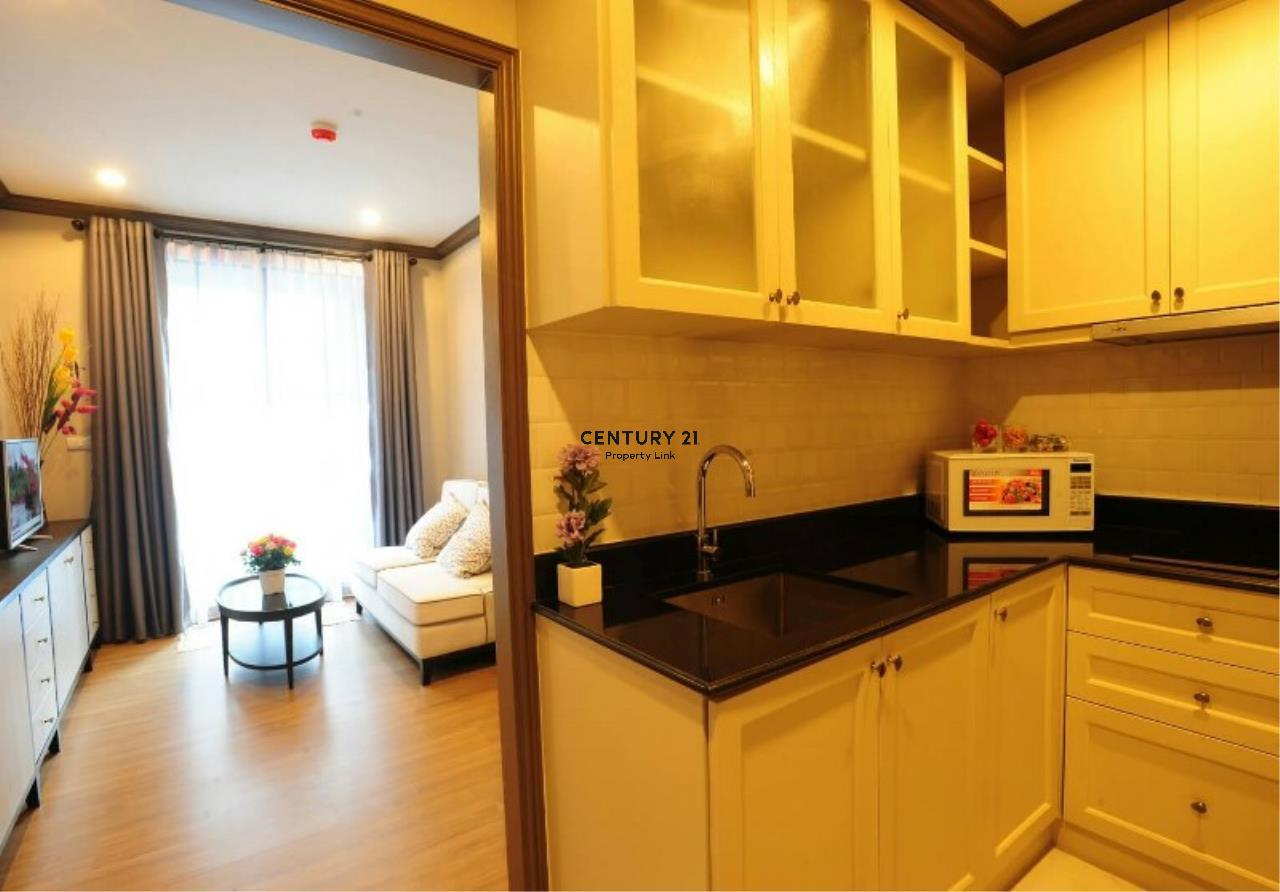 Century21 Property Link Agency's 39-CC-61414 The Reserve - Kasemsan 3 Room For Rent Near BTS National Stadium Pathum Wan 1 Bedroom 25,000 THB./ month 4