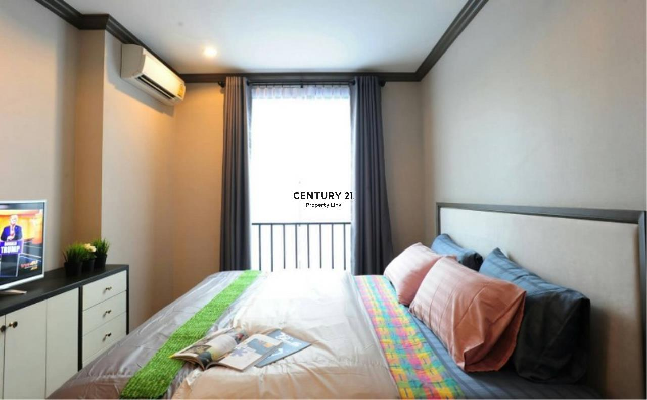 Century21 Property Link Agency's 39-CC-61414 The Reserve - Kasemsan 3 Room For Rent Near BTS National Stadium Pathum Wan 1 Bedroom 25,000 THB./ month 2