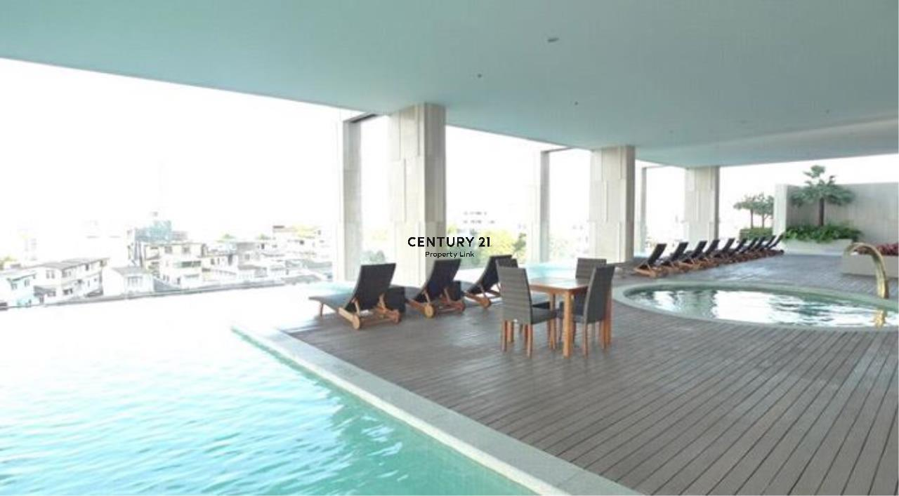 Century21 Property Link Agency's 39-CC-61415 Amanta Lumpini Room For Rent Near MRT Khlong Toei Rama IV Road 1 Bedroom 32,000 THB./ month 16