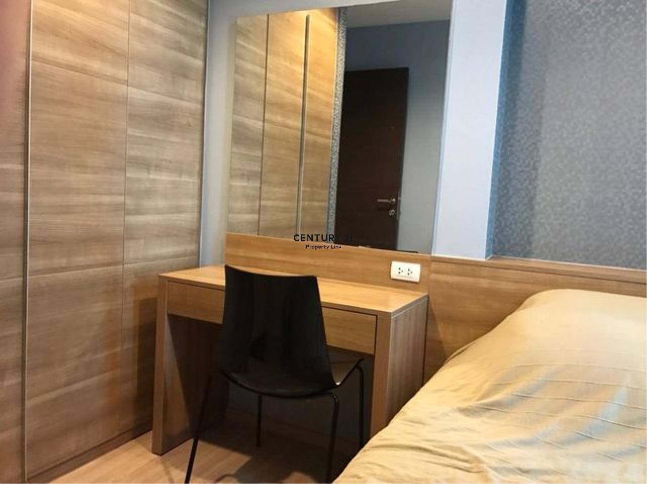 Century21 Property Link Agency's 39-CC-61433 Rhythm Sathorn Room For Sale 2 Bedroom Sathorn Bangrak Nearby Saphan Taksin BTS Sale price 9.75 MB.   4