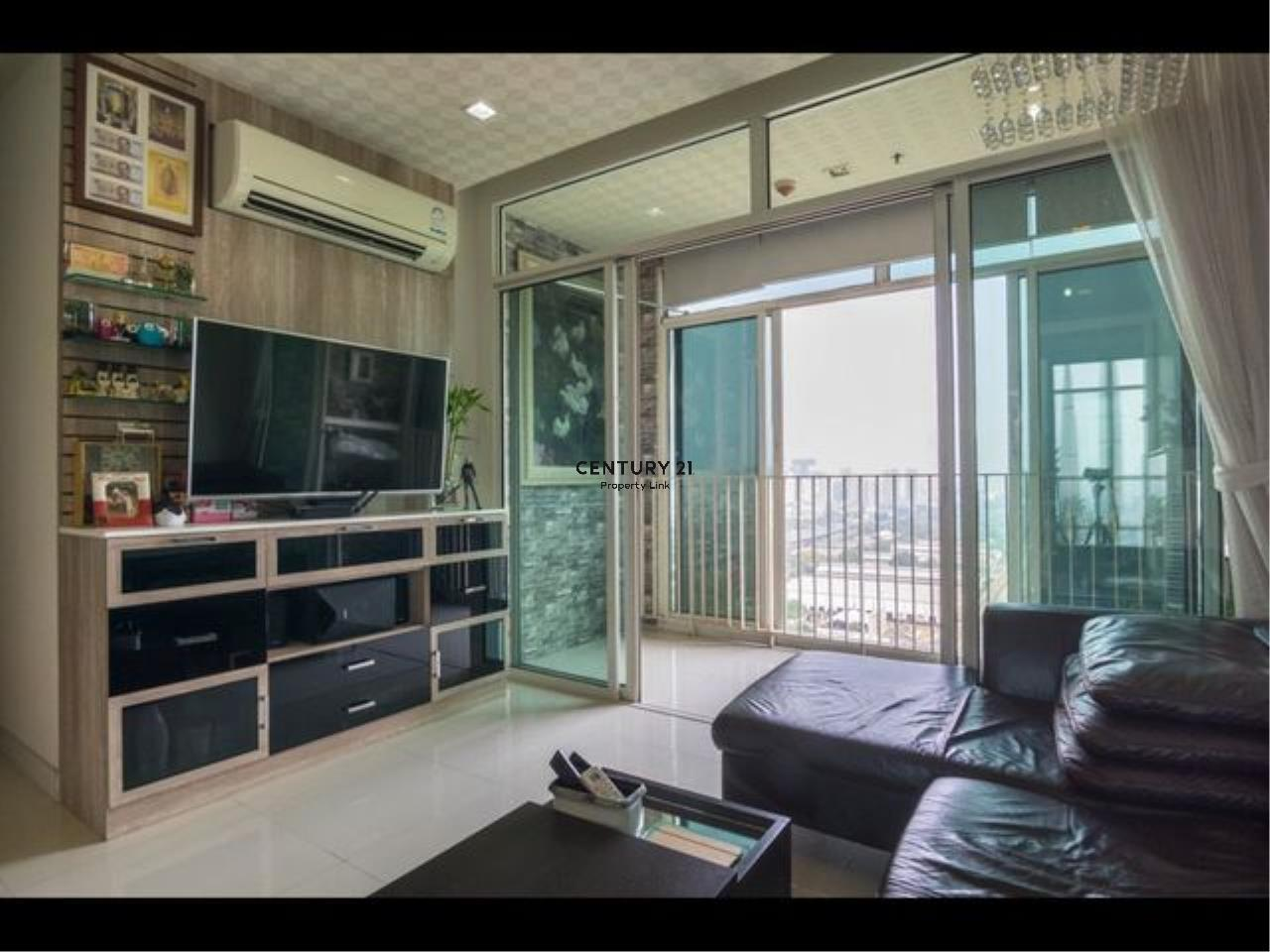 Century21 Property Link Agency's 39-CC-61435 Ideo Verve Ratchaprarop Room For Sale 2 Bedroom Nearby @ Ratchaprarop Airport Rail Link BTS Phaya Thai Sale price 9.7 MB.   2