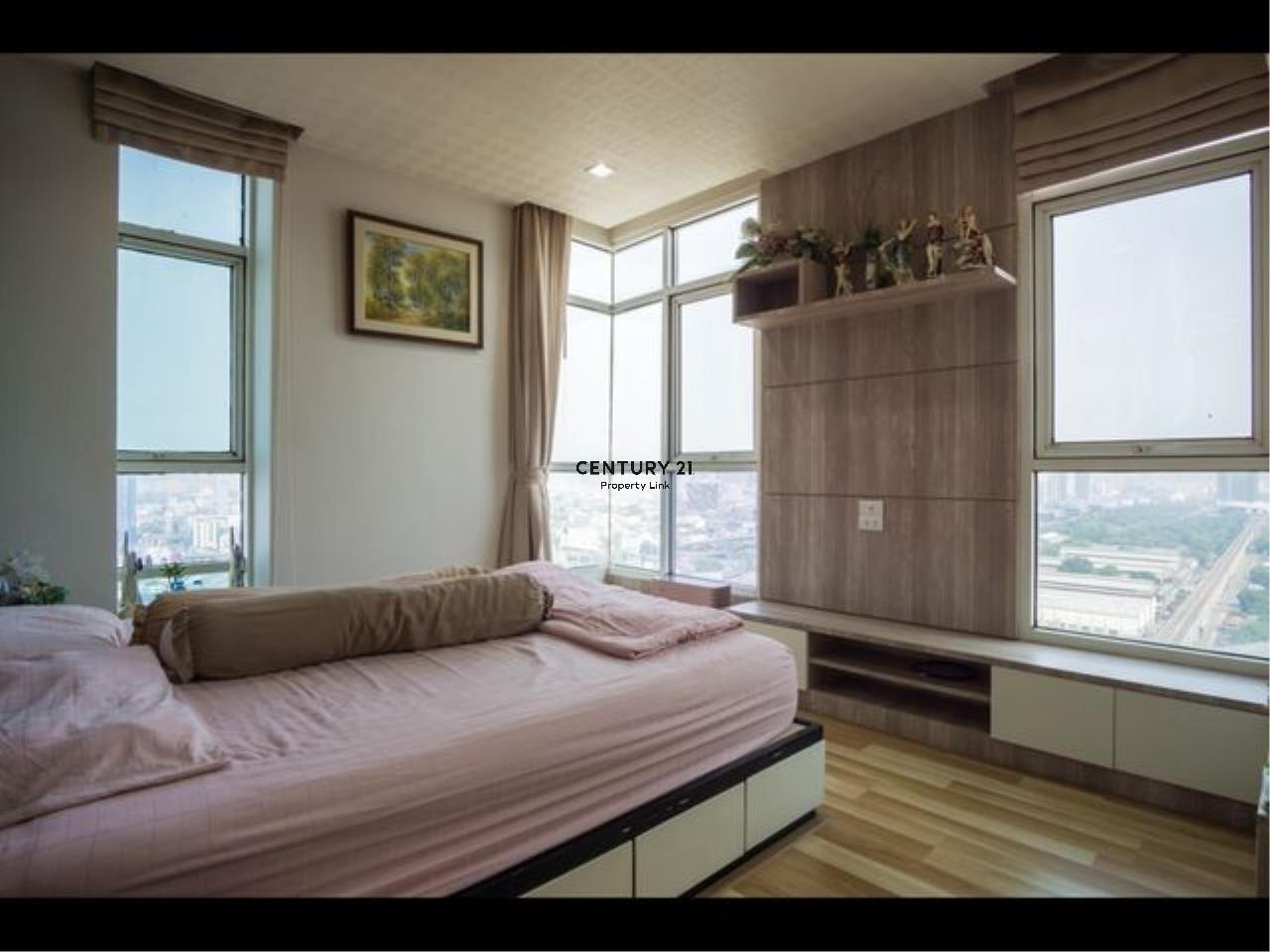 Century21 Property Link Agency's 39-CC-61435 Ideo Verve Ratchaprarop Room For Sale 2 Bedroom Nearby @ Ratchaprarop Airport Rail Link BTS Phaya Thai Sale price 9.7 MB.   3