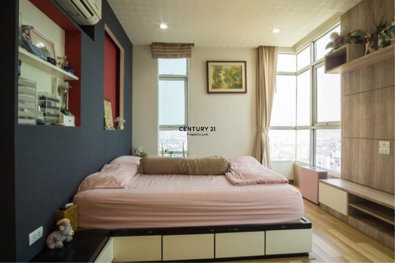 Century21 Property Link Agency's 39-CC-61435 Ideo Verve Ratchaprarop Room For Sale 2 Bedroom Nearby @ Ratchaprarop Airport Rail Link BTS Phaya Thai Sale price 9.7 MB.   1