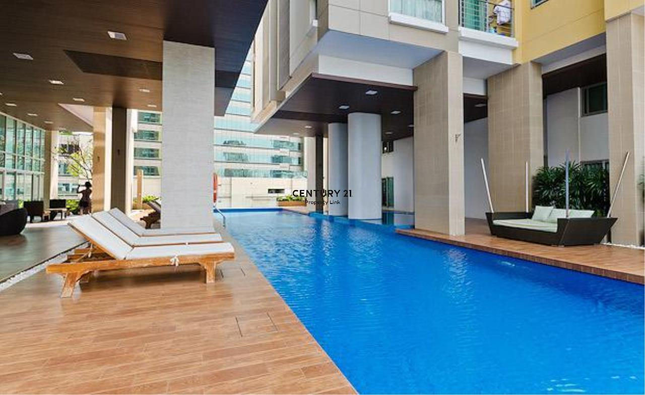 Century21 Property Link Agency's 39-CC-61511 My Resort Bangkok Room For Rent Phetchaburi Road Near MRT Phetchaburi 2 Bedroom 32,500 THB./ month 10