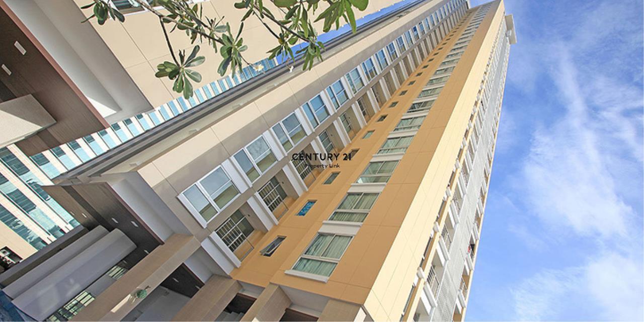 Century21 Property Link Agency's 39-CC-61511 My Resort Bangkok Room For Rent Phetchaburi Road Near MRT Phetchaburi 2 Bedroom 32,500 THB./ month 12