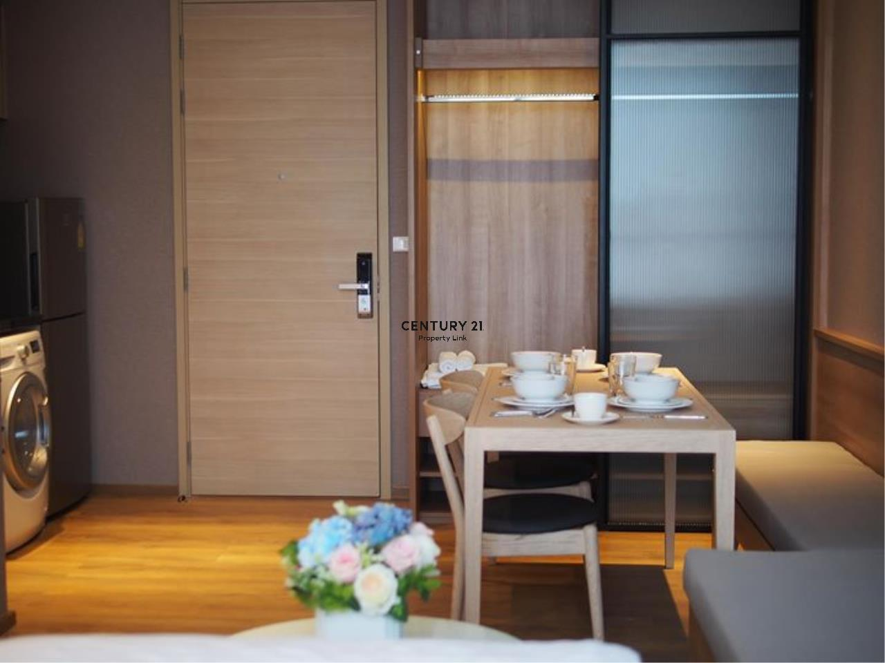 Century21 Property Link Agency's 39-CC-61512 Park 24 Room For Sale/ Rent 1 Bedroom Near BTS Phrom Phong Sale price 7.57MB./ 28,000THB/ month 2
