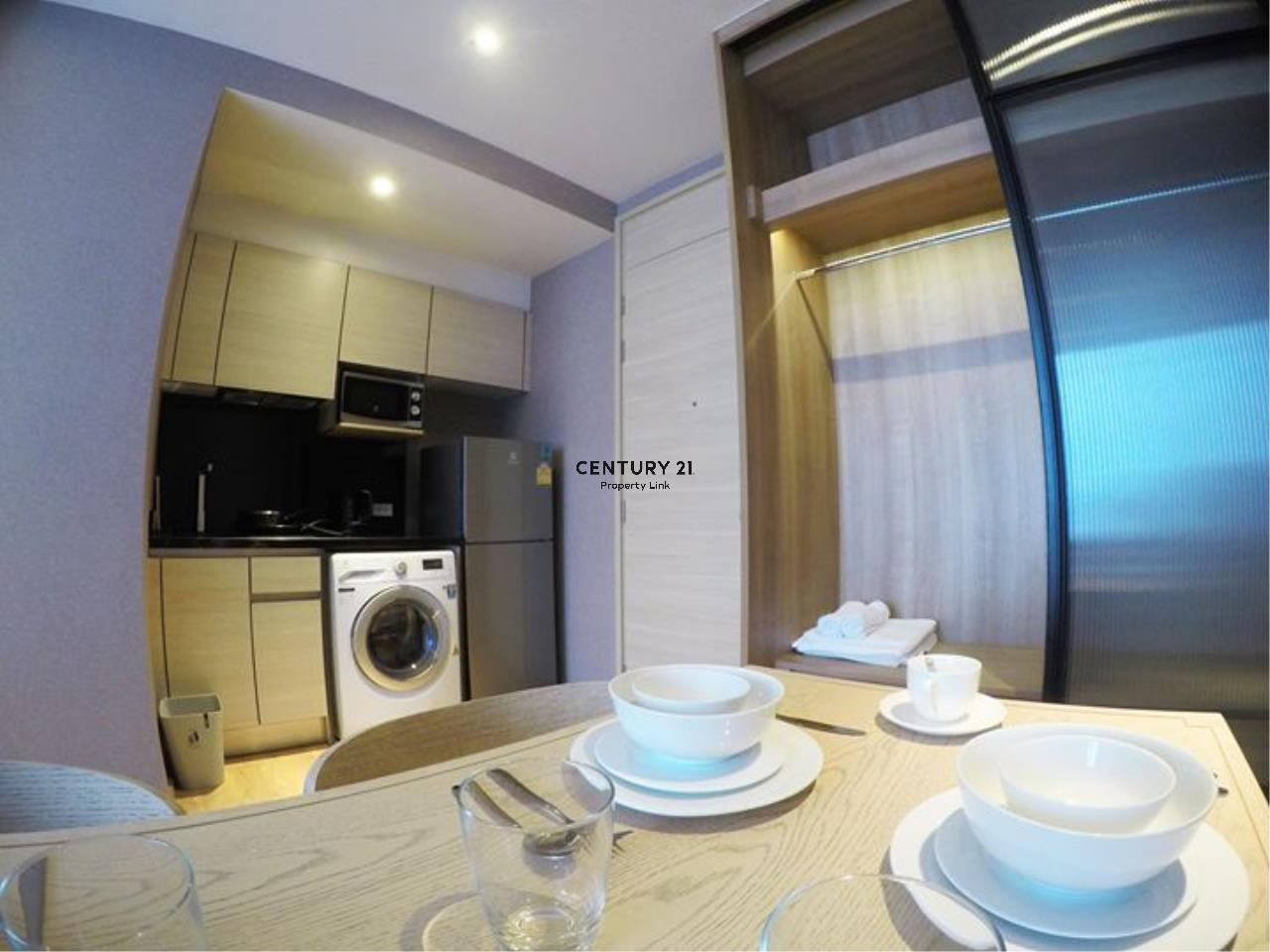 Century21 Property Link Agency's 39-CC-61512 Park 24 Room For Sale/ Rent 1 Bedroom Near BTS Phrom Phong Sale price 7.57MB./ 28,000THB/ month 4