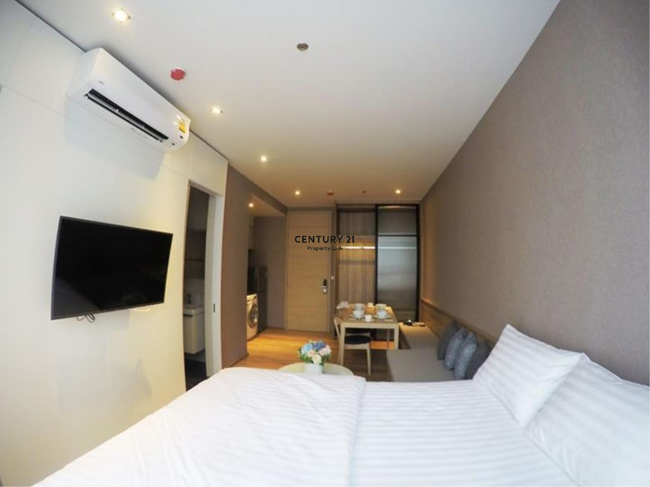 Century21 Property Link Agency's 39-CC-61512 Park 24 Room For Sale/ Rent 1 Bedroom Near BTS Phrom Phong Sale price 7.57MB./ 28,000THB/ month 1