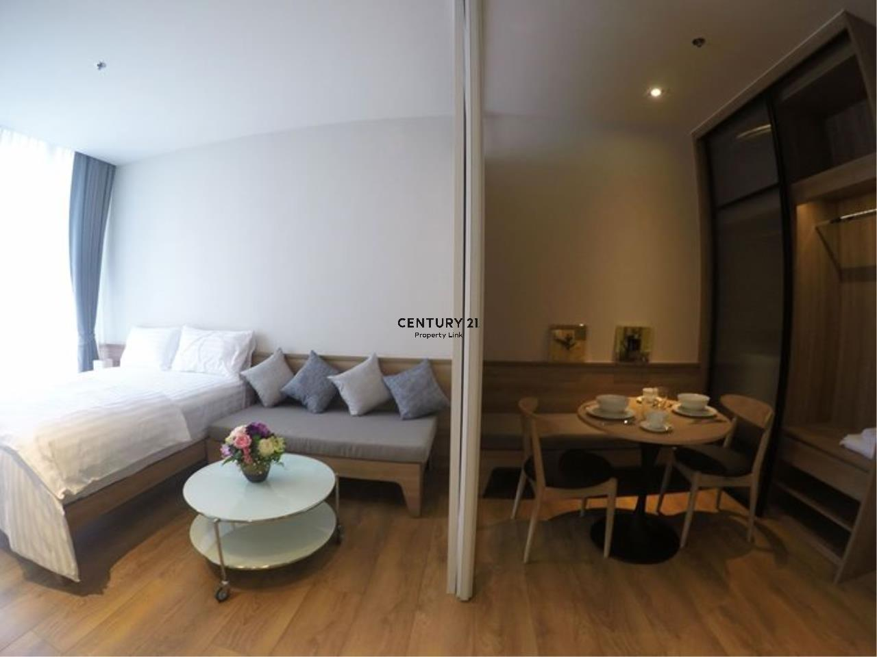 Century21 Property Link Agency's 39-CC-61513 Park 24 Room For Sale/ Rent 1 Bedroom Near BTS Phrom Phong Sale price 7.55MB./ 28,000THB/ month 2