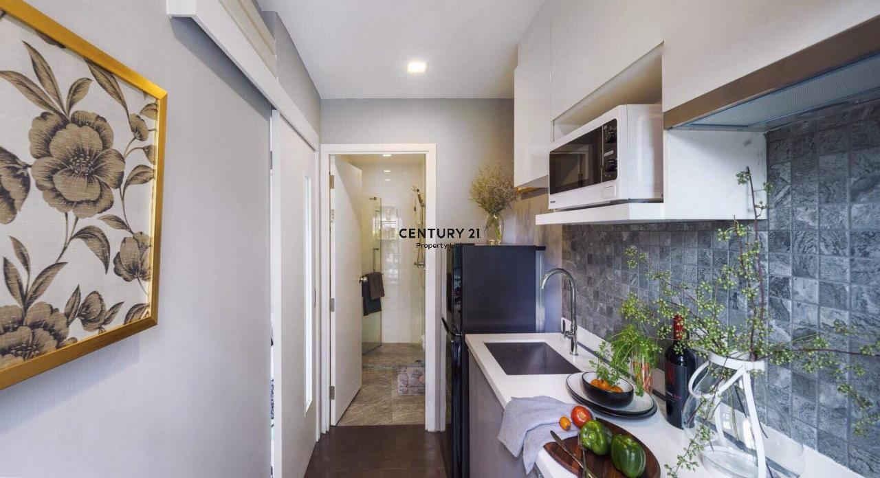 Century21 Property Link Agency's 39-CC-61515 Condolette Pixel Sathorn Condo for Sale 1 bedroom Near MRT Lumpini Sale Price 3.9MB. 8
