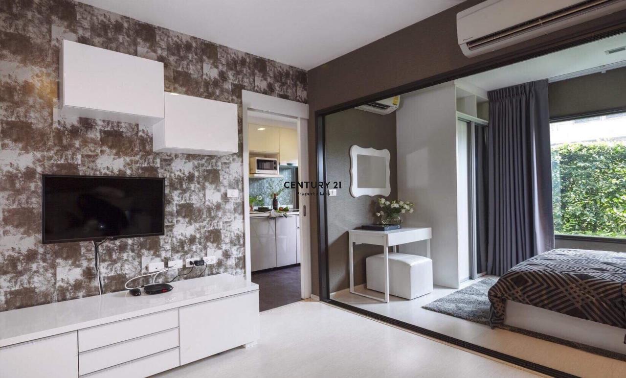 Century21 Property Link Agency's 39-CC-61515 Condolette Pixel Sathorn Condo for Sale 1 bedroom Near MRT Lumpini Sale Price 3.9MB. 1