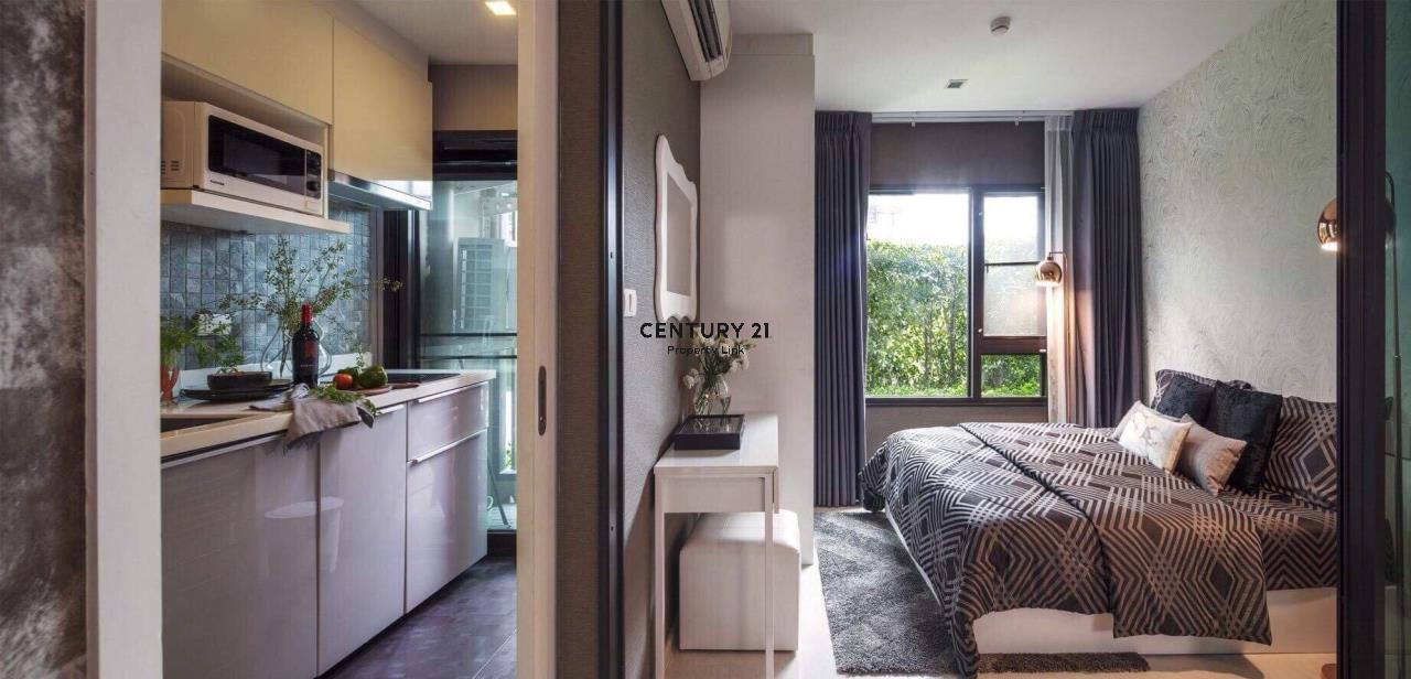 Century21 Property Link Agency's 39-CC-61515 Condolette Pixel Sathorn Condo for Sale 1 bedroom Near MRT Lumpini Sale Price 3.9MB. 5