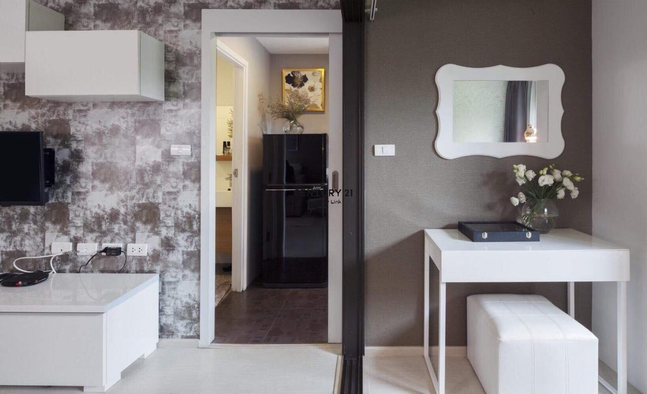 Century21 Property Link Agency's 39-CC-61515 Condolette Pixel Sathorn Condo for Sale 1 bedroom Near MRT Lumpini Sale Price 3.9MB. 3