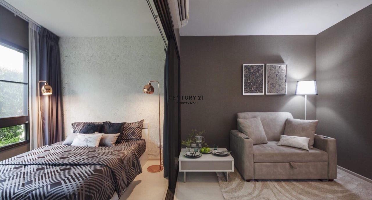 Century21 Property Link Agency's 39-CC-61515 Condolette Pixel Sathorn Condo for Sale 1 bedroom Near MRT Lumpini Sale Price 3.9MB. 4