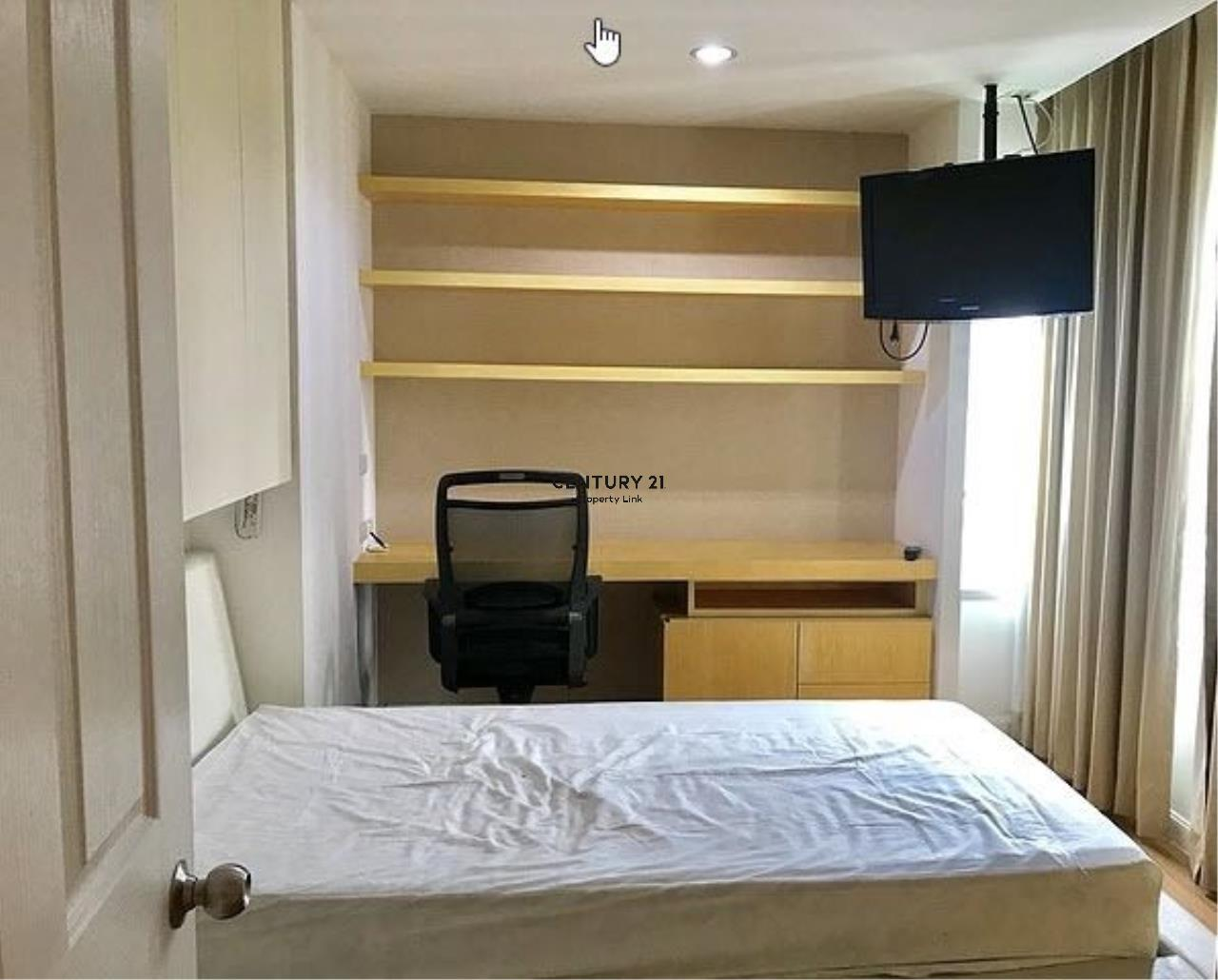 Century21 Property Link Agency's 39-CC-61568 Lumpini Place Rama IX-Ratchada Room For Rent Near MRT Rama 9 Phra Ram 9 road 2 Bedrooms Rental 33,000 THB./ month 3