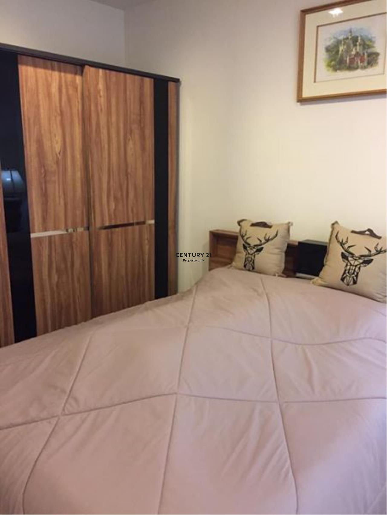 Century21 Property Link Agency's 39-CC-61588 Life Sukhumvit 48 Room For Rent Near BTS Phra Khanong Sukhumvit Road 1 Bedroom 17,000 THB./ Month 3