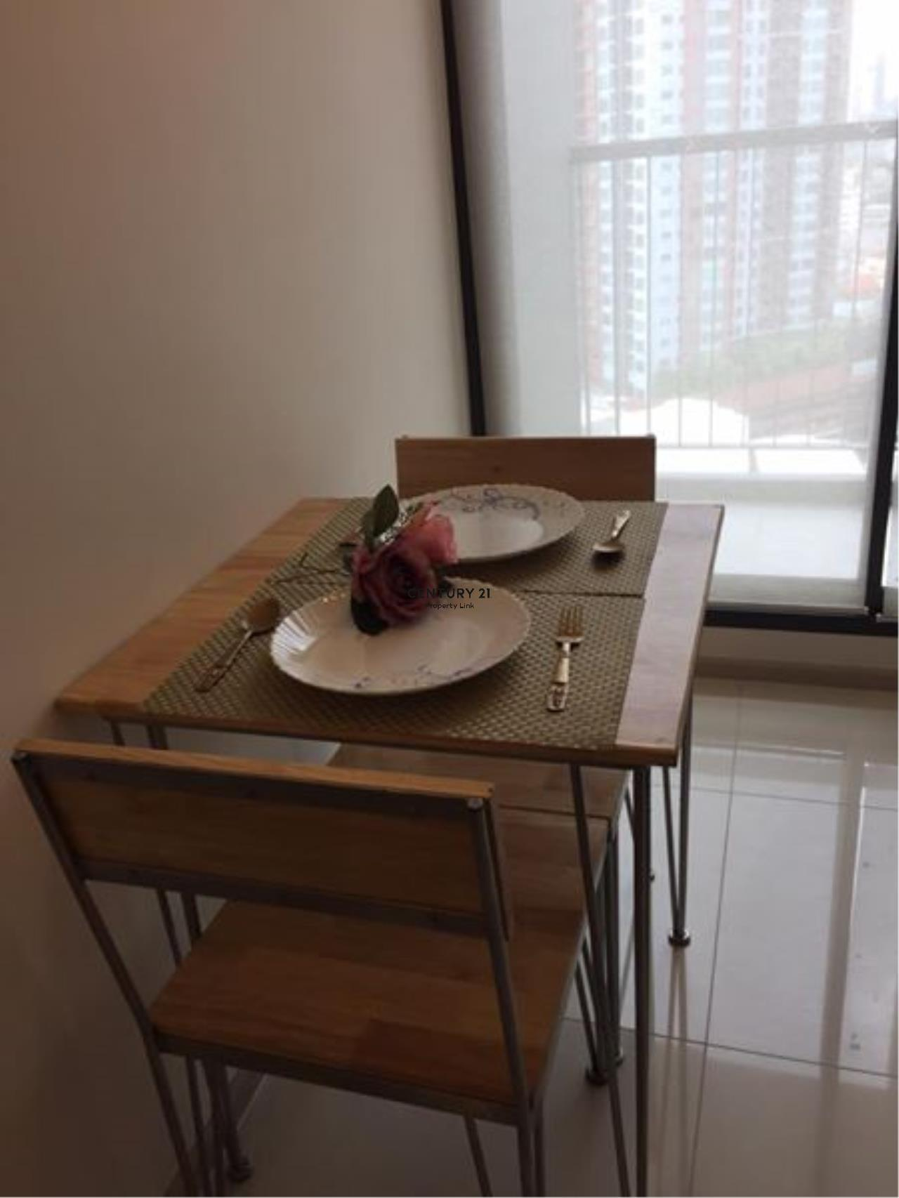 Century21 Property Link Agency's 39-CC-61588 Life Sukhumvit 48 Room For Rent Near BTS Phra Khanong Sukhumvit Road 1 Bedroom 17,000 THB./ Month 6