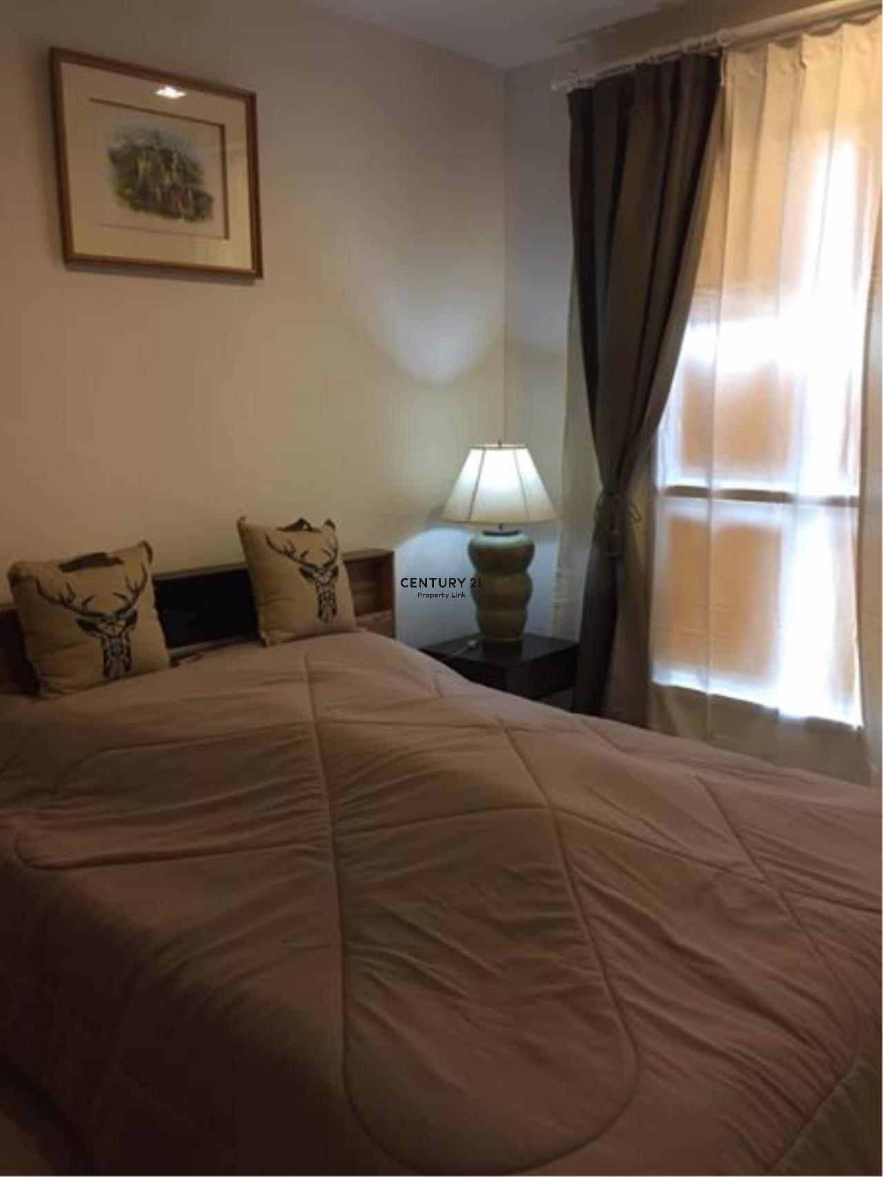 Century21 Property Link Agency's 39-CC-61588 Life Sukhumvit 48 Room For Rent Near BTS Phra Khanong Sukhumvit Road 1 Bedroom 17,000 THB./ Month 4