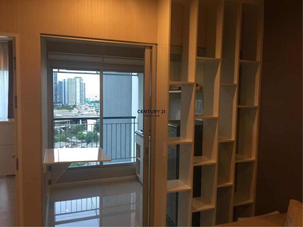 Century21 Property Link Agency's 39-CC-61592 Aspire Sukhumvit 48 Room For sale Condo Bangkok Phra Khanong BTS Sale 2.97 mb. 2