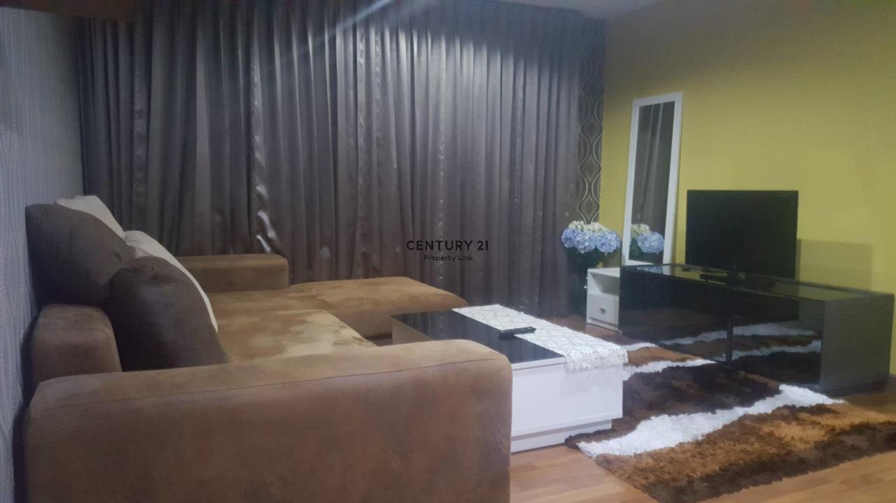 Century21 Property Link Agency's 39-CC-61595 PG Rama IX condo for Sale / Rent Condo Bangkok Near MRT RAMA 9 Sale Price 3M. / Rental 14,500 THB.  1