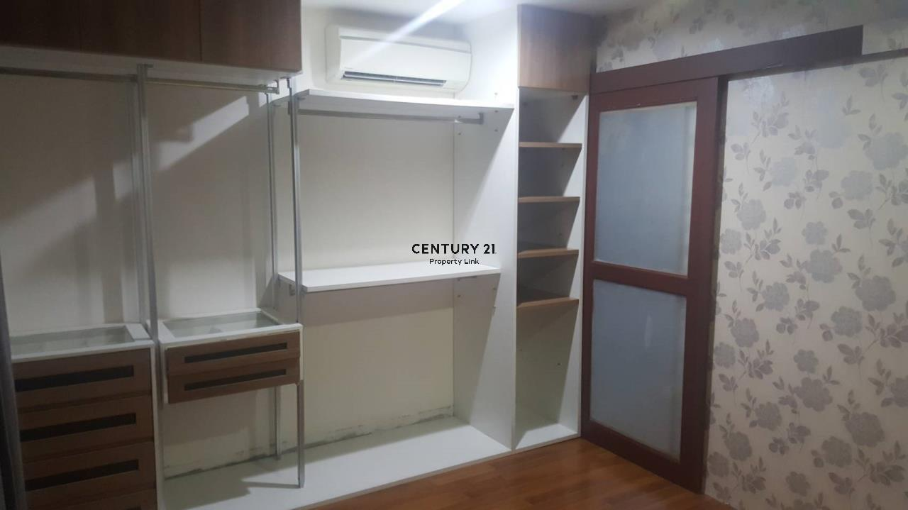 Century21 Property Link Agency's 39-CC-61595 PG Rama IX condo for Sale / Rent Condo Bangkok Near MRT RAMA 9 Sale Price 3M. / Rental 14,500 THB.  6