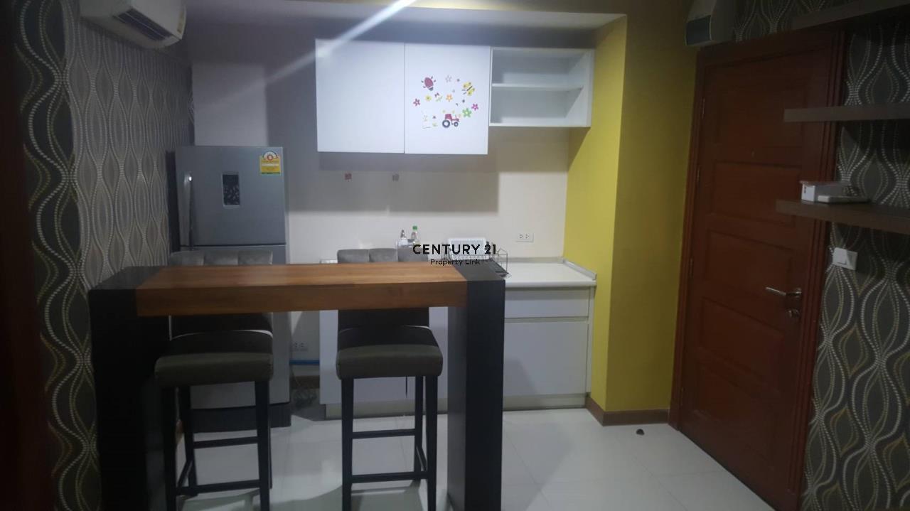 Century21 Property Link Agency's 39-CC-61595 PG Rama IX condo for Sale / Rent Condo Bangkok Near MRT RAMA 9 Sale Price 3M. / Rental 14,500 THB.  7