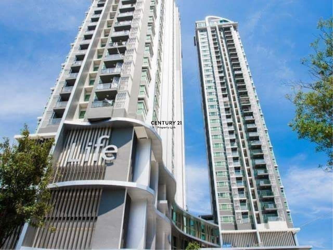 Century21 Property Link Agency's 39-CC-61596 Life Ratchadapisek Condo for Sale 1 bed Condo in bangkok MRT @Suthisarn / @Huai Khwang Sale 4.3 M. 11