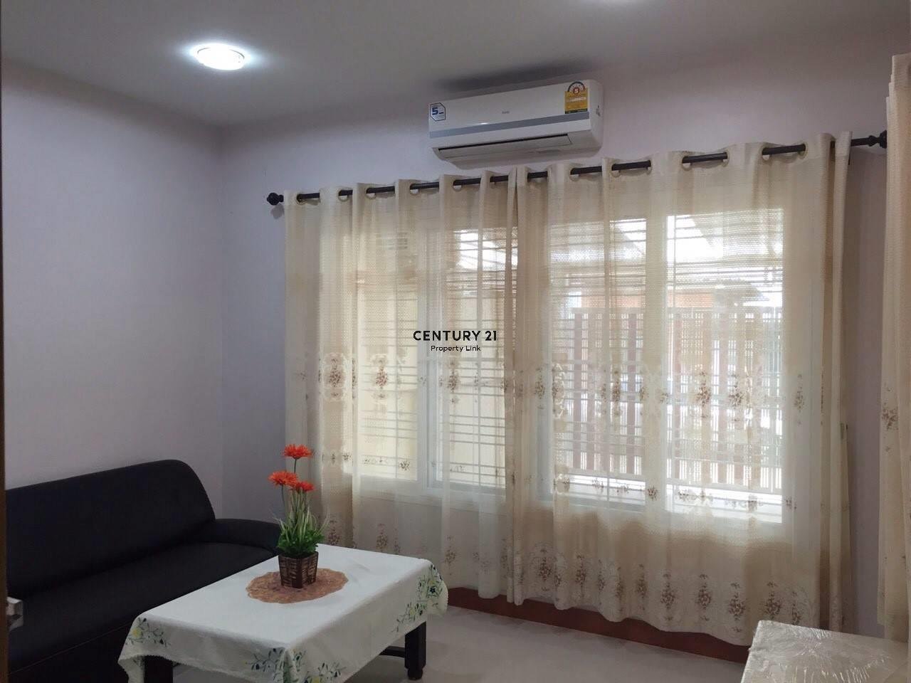 Century21 Property Link Agency's 39-TH-61033 Townhome Sukhumvit for rent Townhouse Bangkok Sukhumvit  71 Road Near BTS On Nut Rental 35,000 THB./ month 11