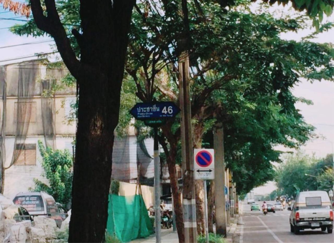 Century21 Property Link Agency's 41-LA-61024 Land for sale!! Prachachuen road  1