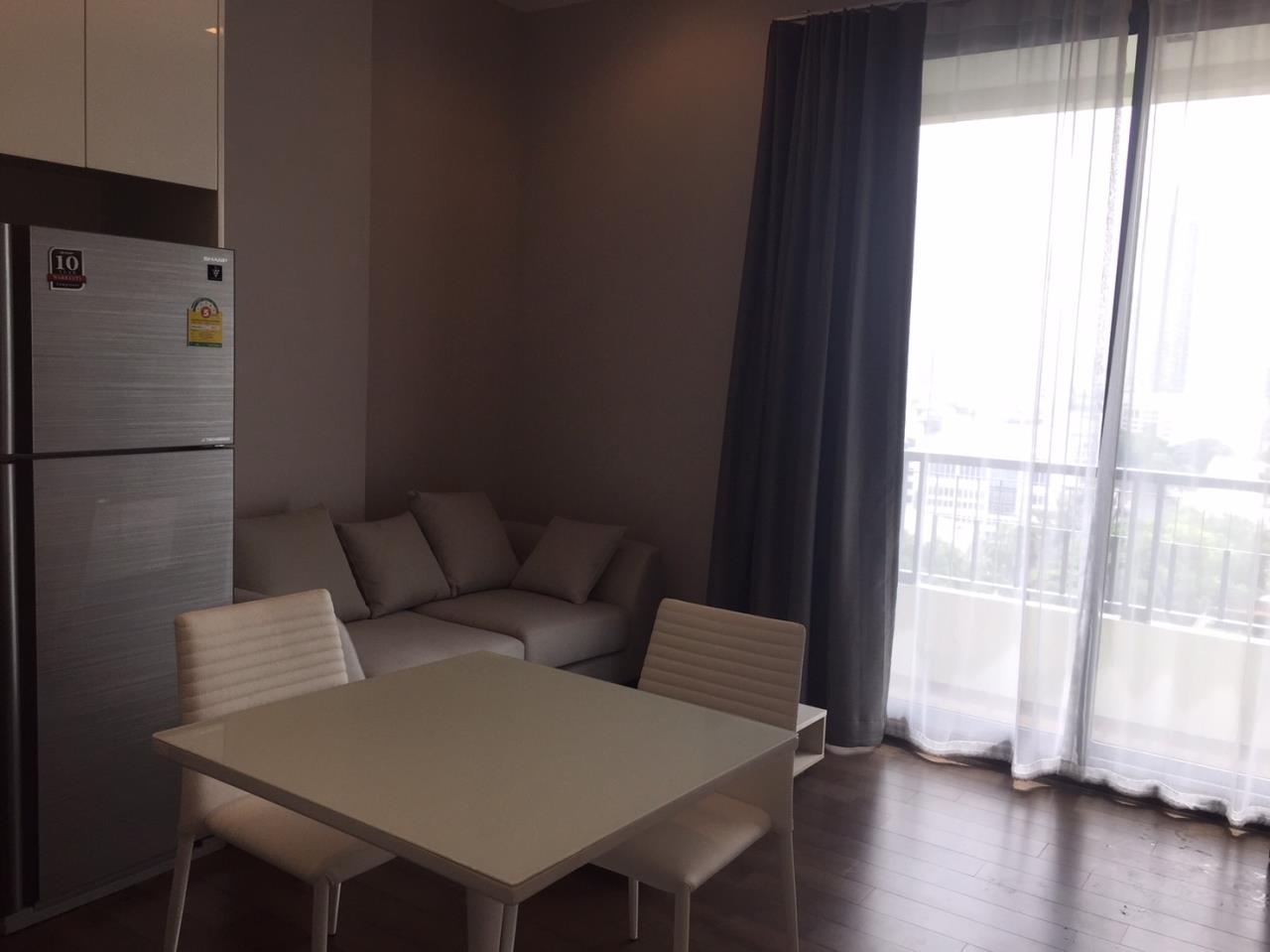 First Choice Properties by Su Agent Agency's BS015 Q Asoke forRent 24,000 baht  2