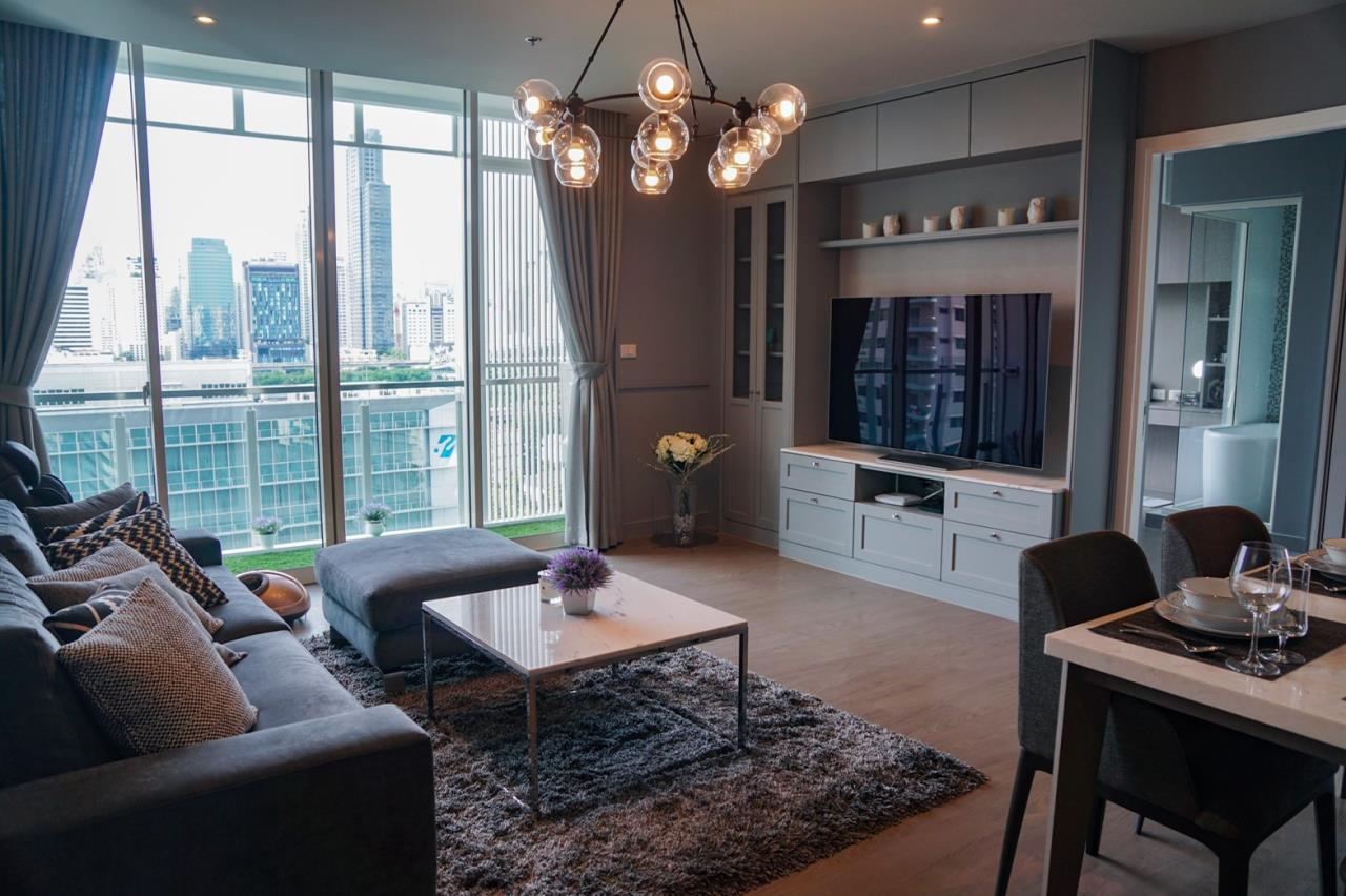 Su Agent Co.,Ltd Agency's BS042 Aspace ID Asoke Dindaeng 2 Bedrooms for Sale 12.5 M 1