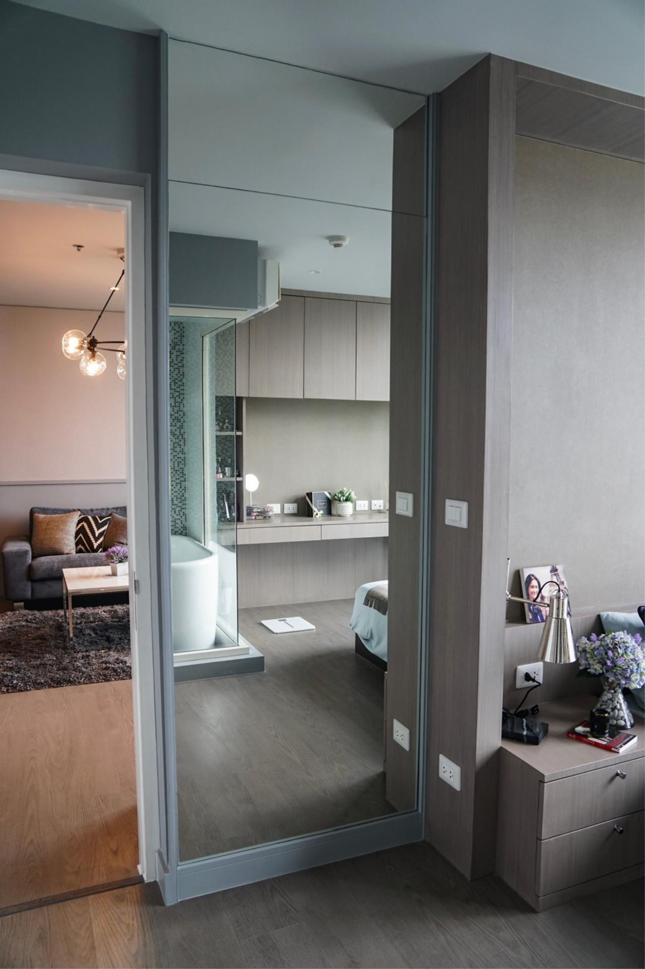 Su Agent Co.,Ltd Agency's BS042 Aspace ID Asoke Dindaeng 2 Bedrooms for Sale 12.5 M 5