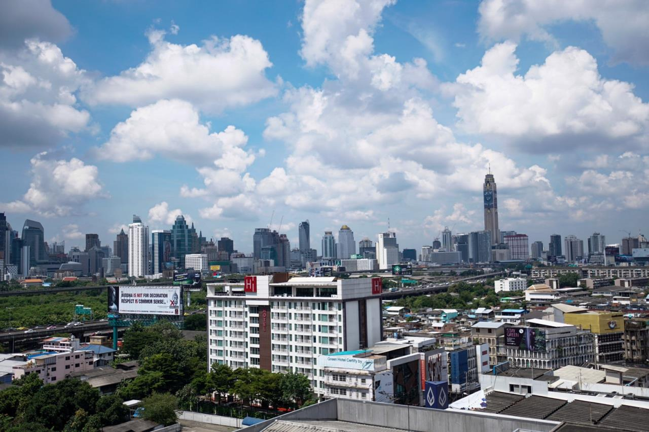 Su Agent Co.,Ltd Agency's BS042 Aspace ID Asoke Dindaeng 2 Bedrooms for Sale 12.5 M 7