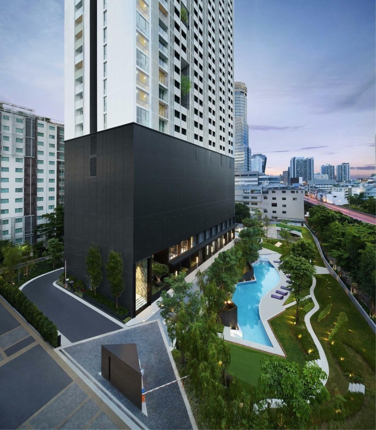 Su Agent Co.,Ltd Agency's BS042 Aspace ID Asoke Dindaeng 2 Bedrooms for Sale 12.5 M 19