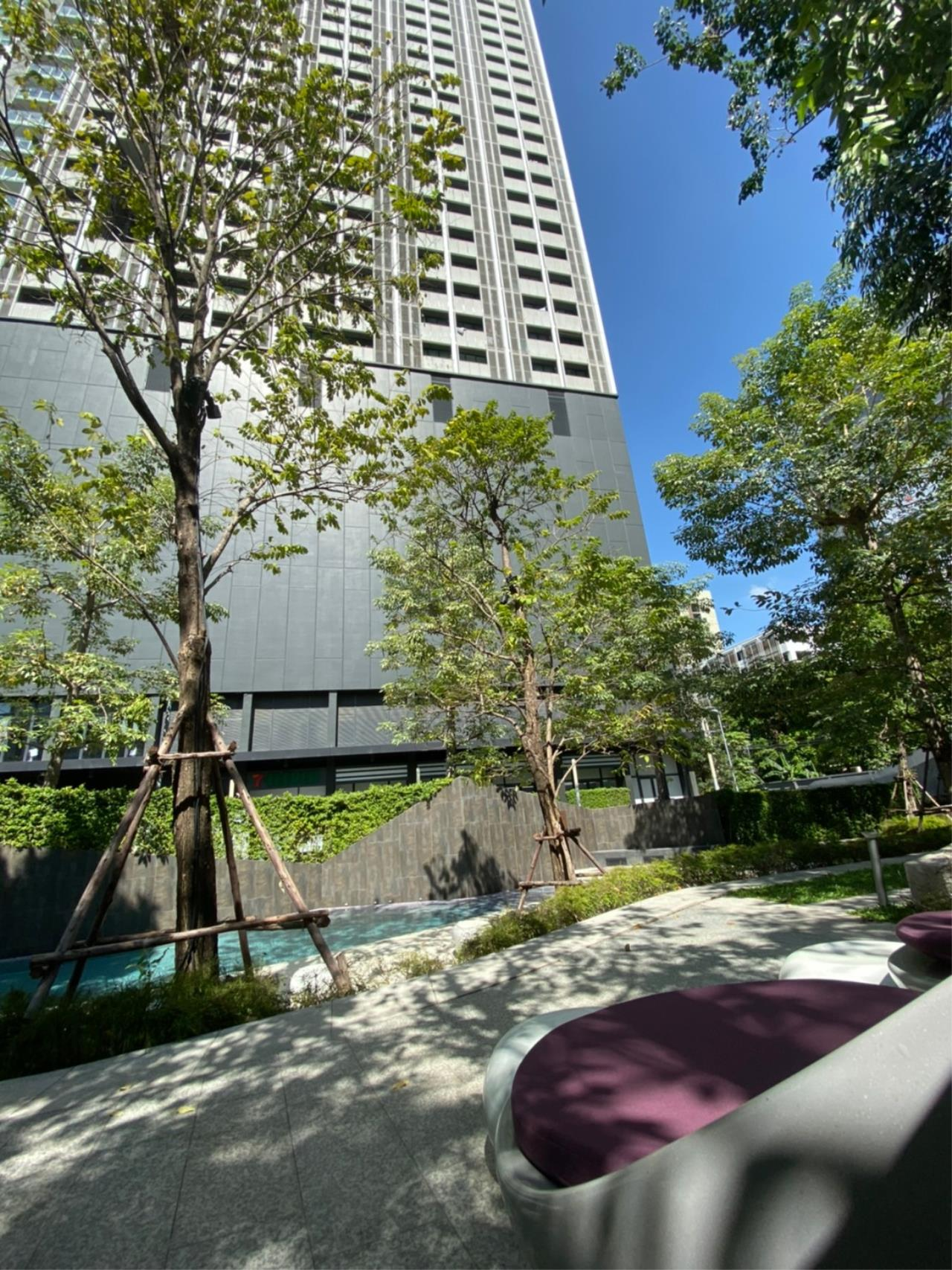 Su Agent Co.,Ltd Agency's BS049 Aspace ID Asoke Dindaeng for rent 16,000THB 17