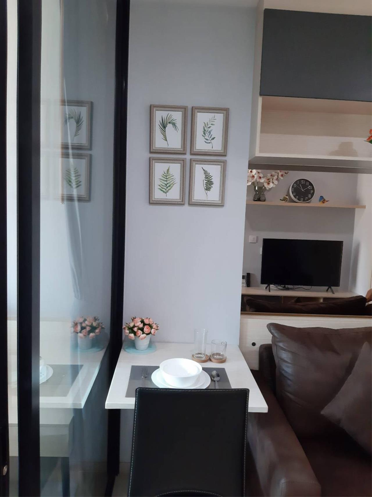 Su Agent Co.,Ltd Agency's BS050 Life Asoke Condo for rent 19,000/month 2
