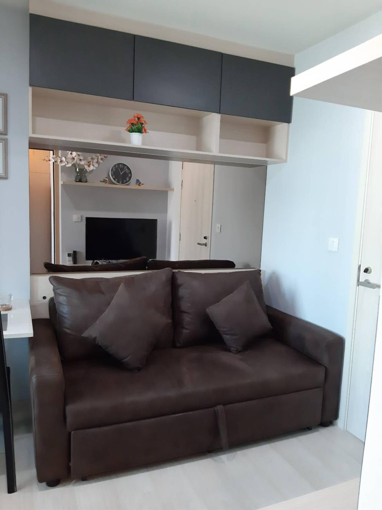 Su Agent Co.,Ltd Agency's BS050 Life Asoke Condo for rent 19,000/month 3