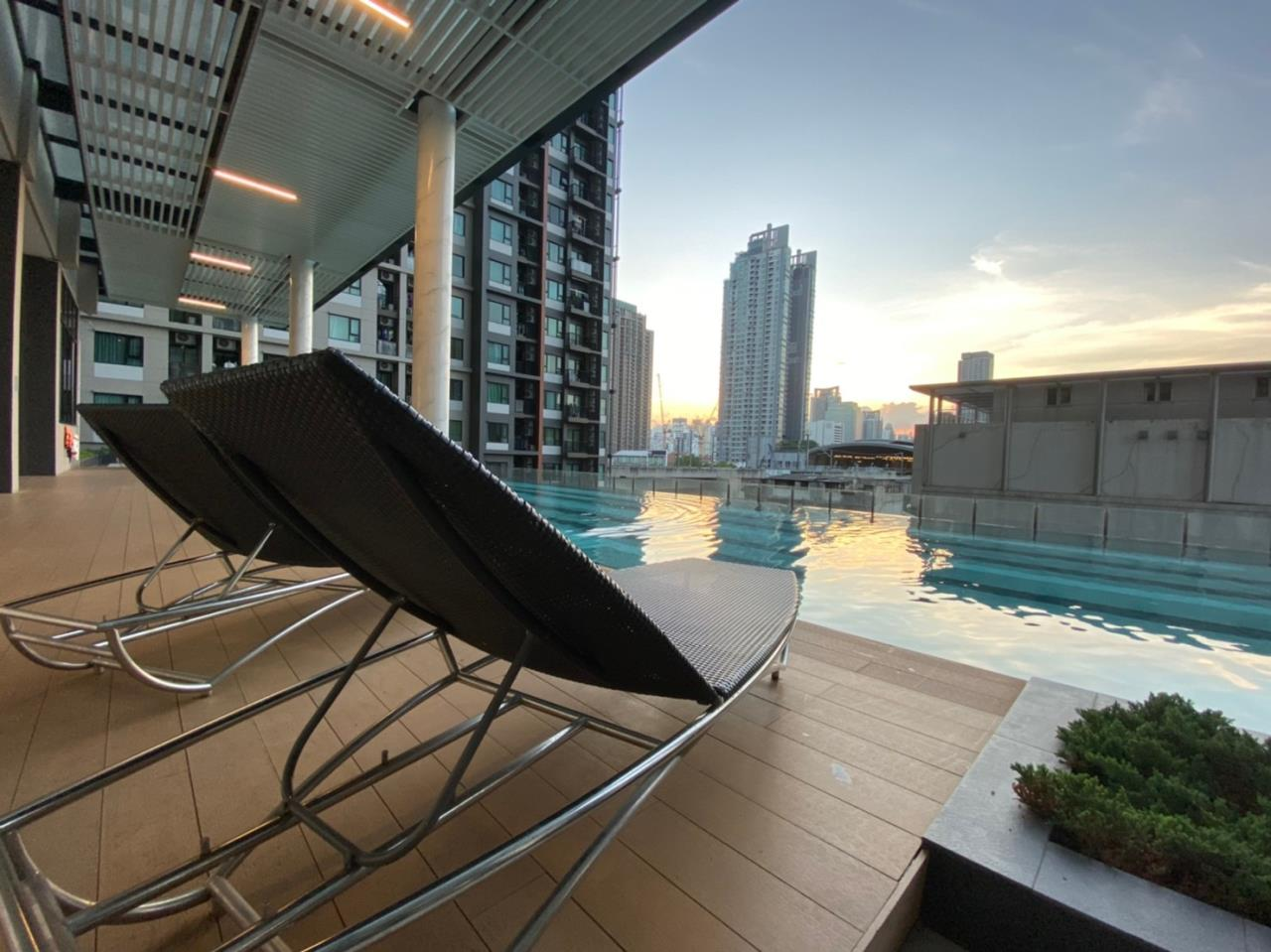Su Agent Co.,Ltd Agency's BS050 Life Asoke Condo for rent 19,000/month 6