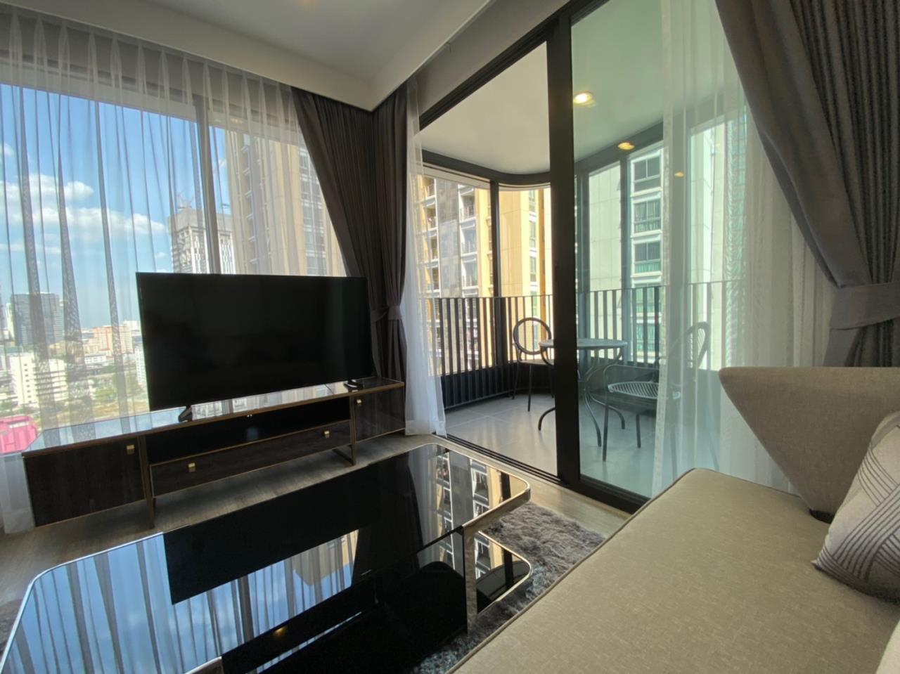 Su Agent Co.,Ltd Agency's BS074 Ideo Mobi Asoke 55 sq.m 2 Bedroom for rent 41,000 Baht/Month 9